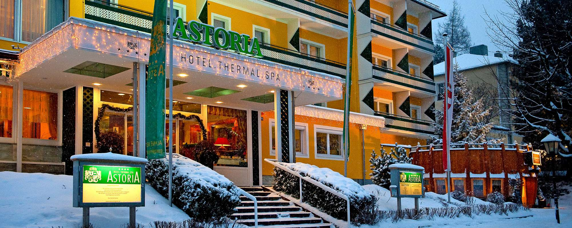 Hotel Astoria Bad Hofgastein
